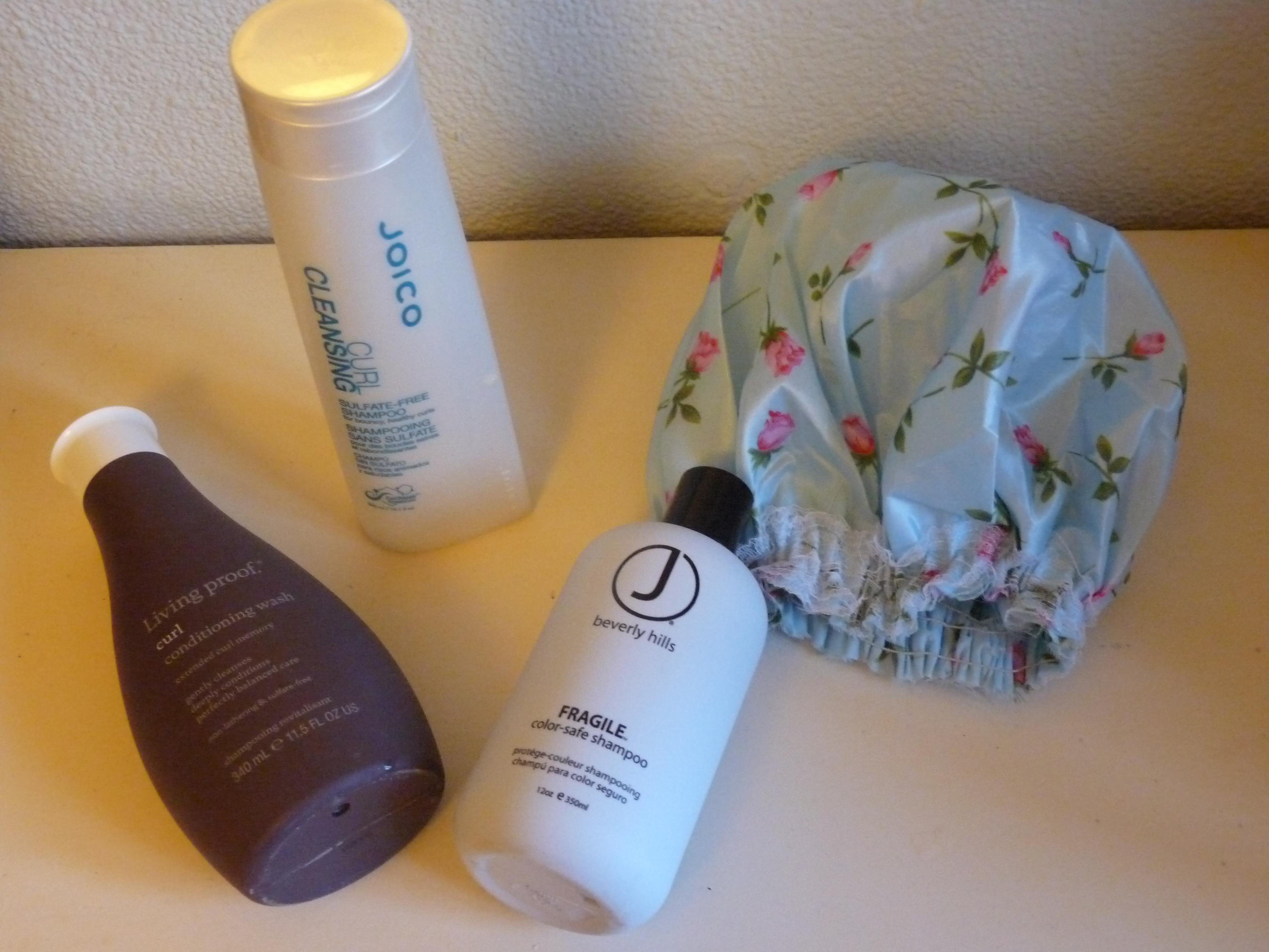 Haar files: Sulfaat en siliconenvrije shampoo! De reviews!
