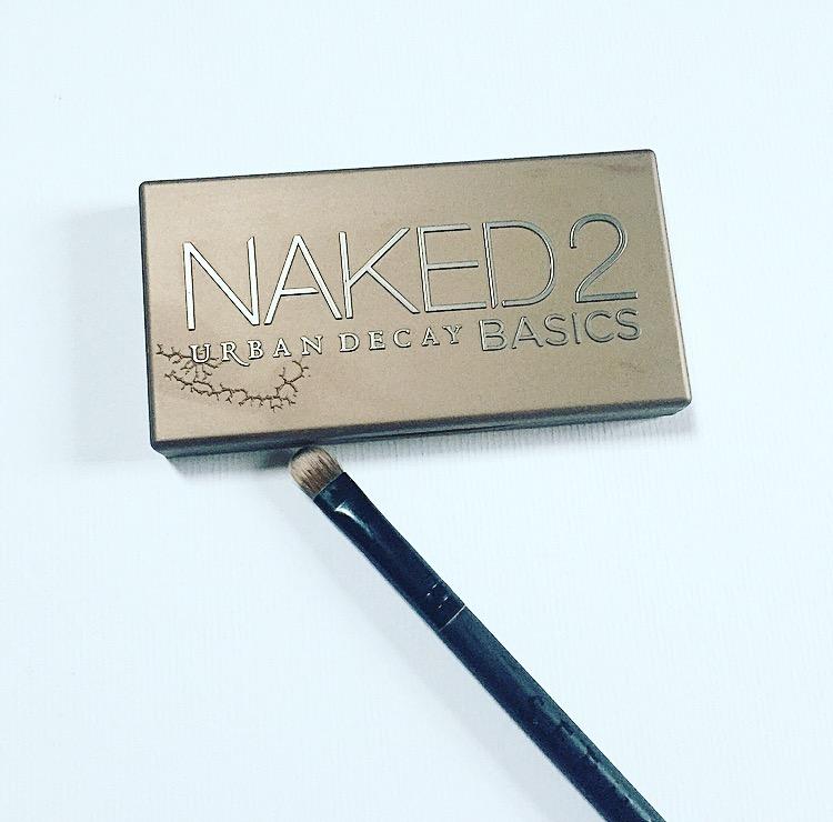 Mijn beauty aankoop waarvan ik bang ben dat hij op raakt! Review: Urban Decay Naked 2 Basics Palet