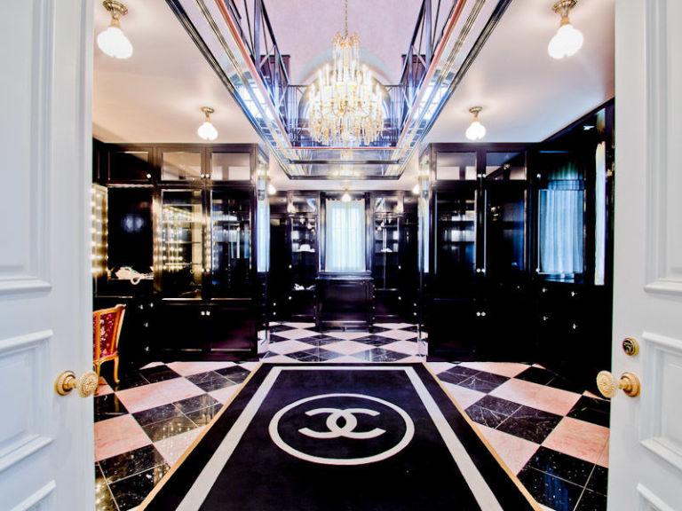 Uitgelezene Coco Chanel kamer inspiratie bij de Ikea. Mijn ultieme wishlist UZ-05