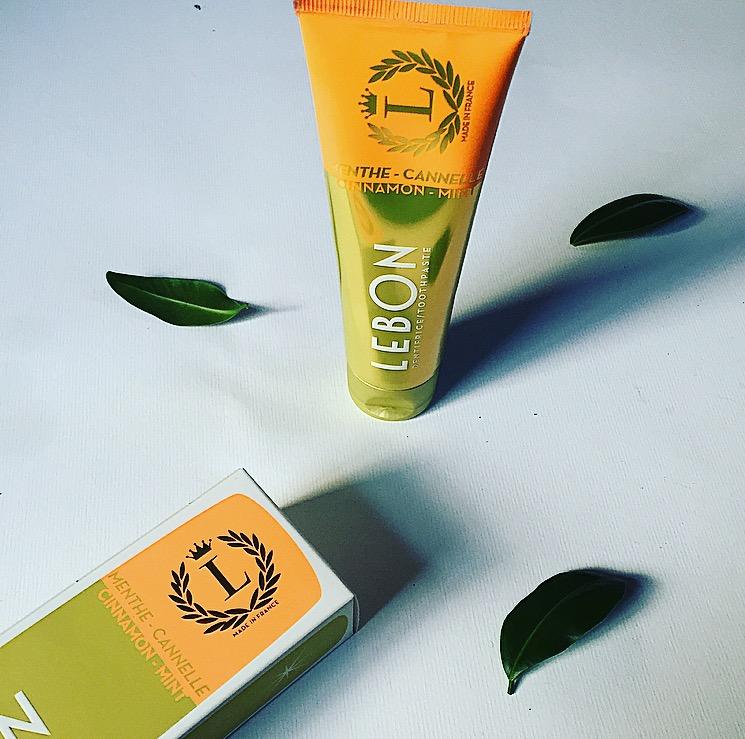 Review: Lebon Cinamon Mint. Een luxe supernatuurlijke tandpasta? Dit moest ik proberen!