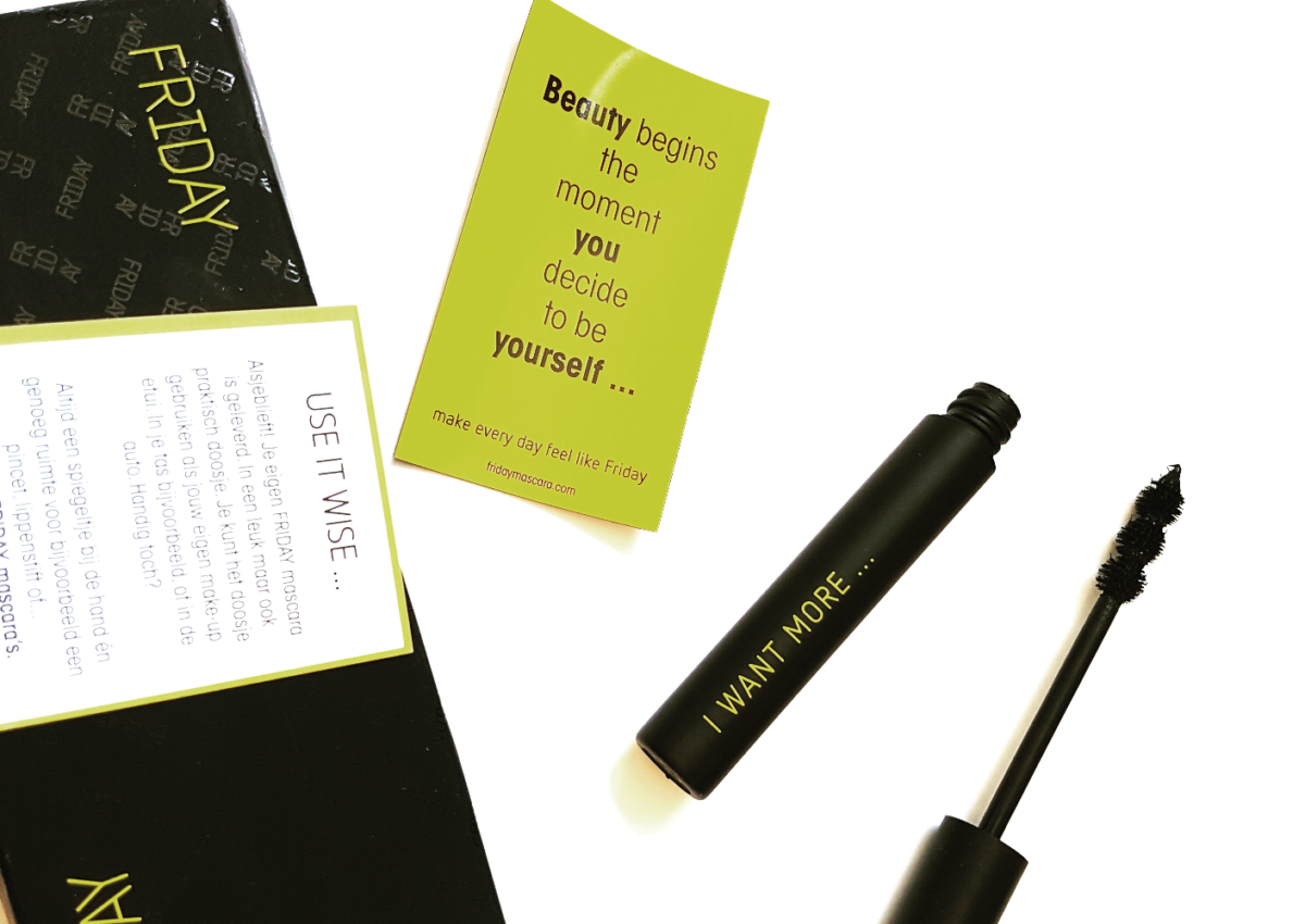 Review:Friday Extreme Volume Mascara