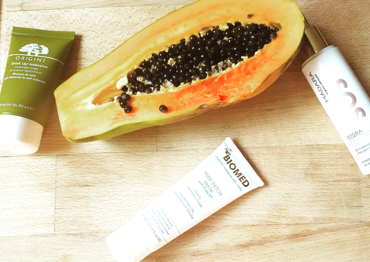 Wat kun je allemaal met een Papaya? DIY: Papaya shake en masker