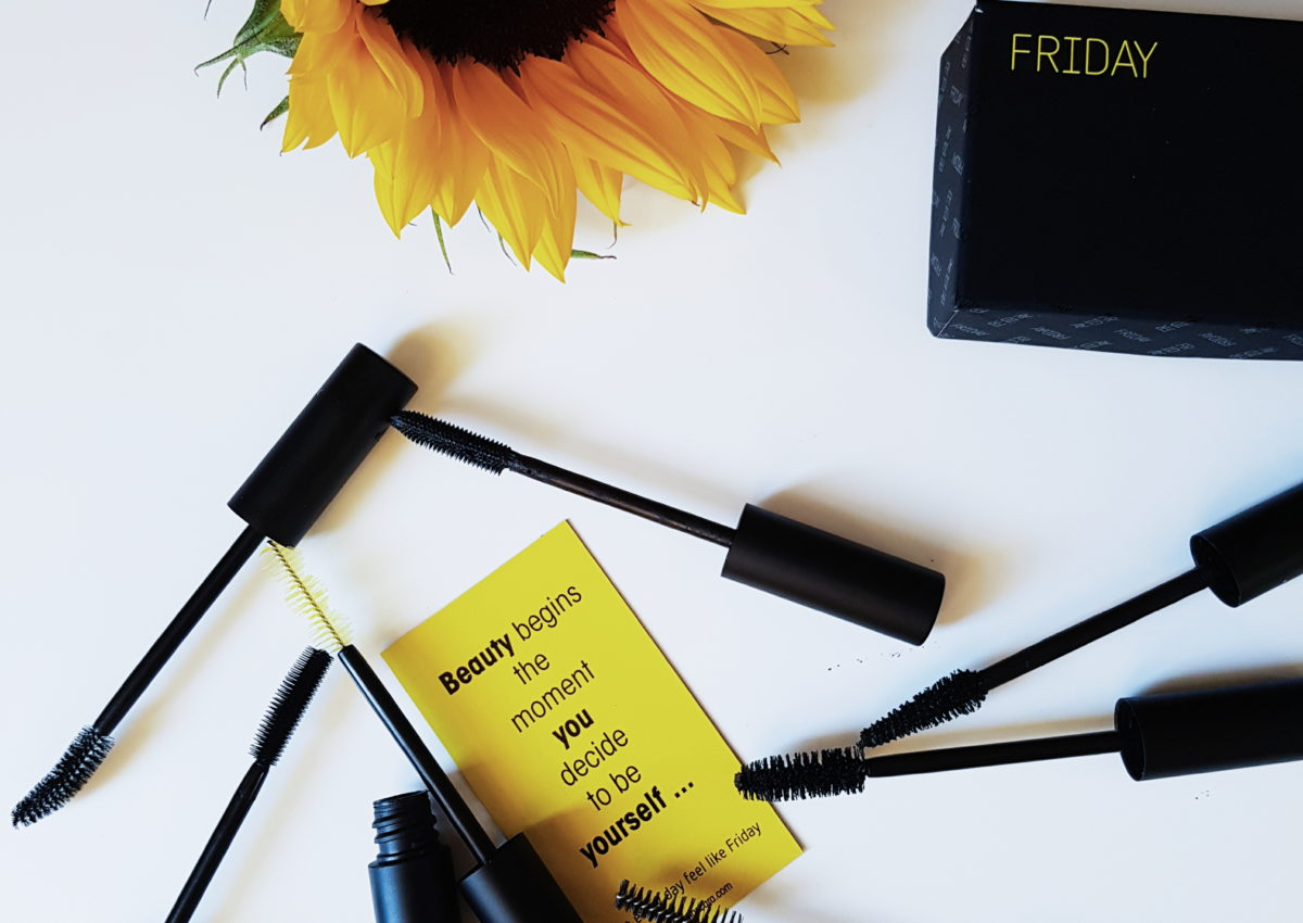 Review: Friday Mascara Big Splash en borsteltjes