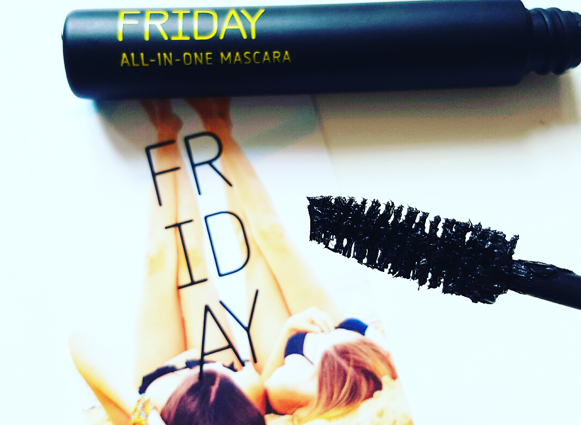 Win een mascara naar keuze van Friday Mascara + Review All In One Mascara!