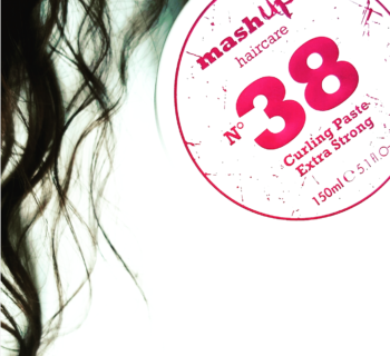 Een oplossing voor je curly girl problems? Review: Mashup Curling Paste Extra Strong N.38
