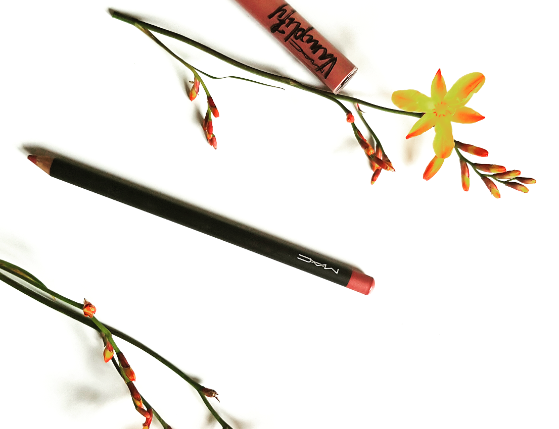 Mijn perfecte nude lip van dit moment? Review: Mac Lip Pencil Dervish en Mac Vamplify Anything But Demure