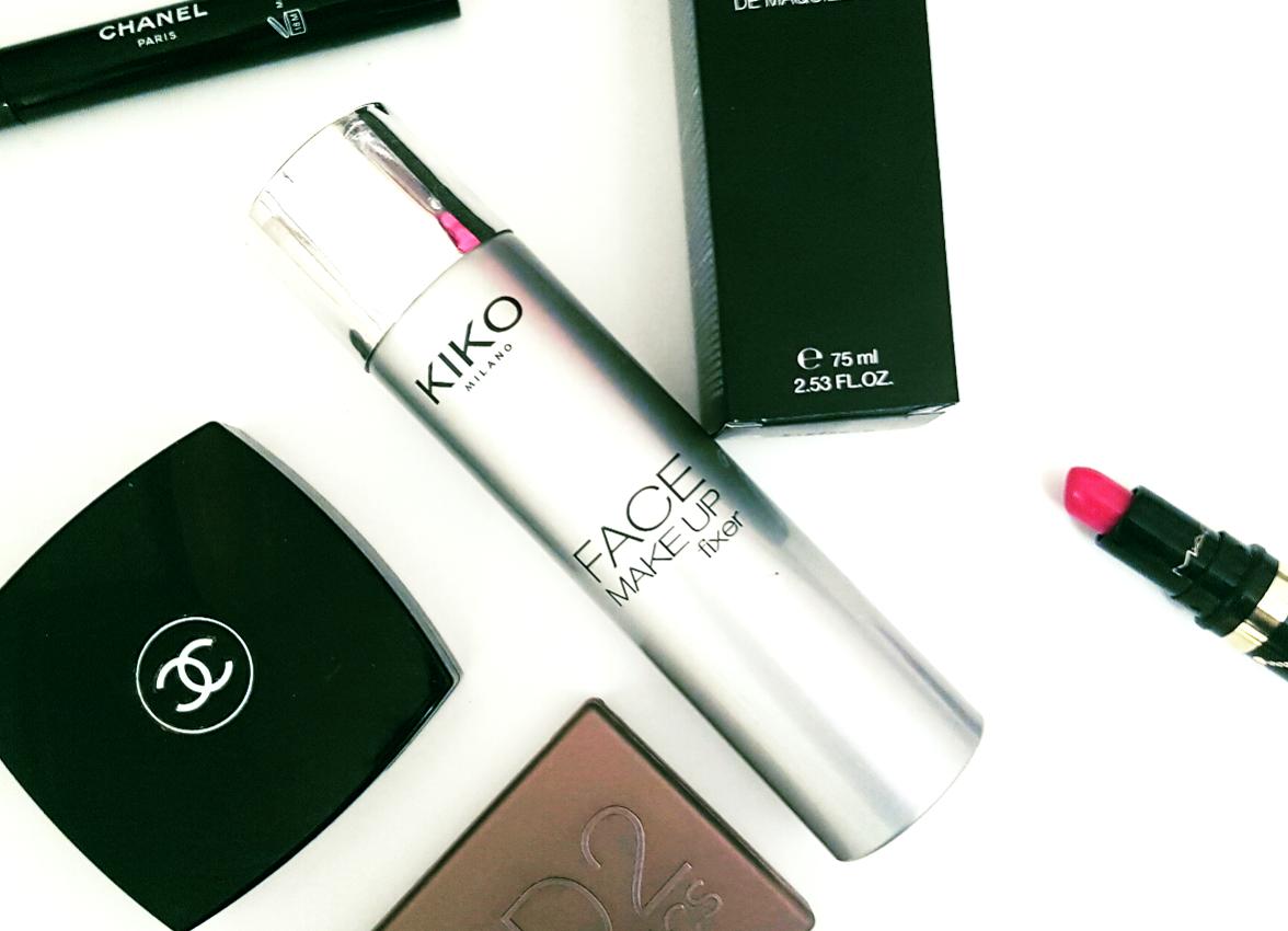 Review: Kiko Face Make-Up Fixer