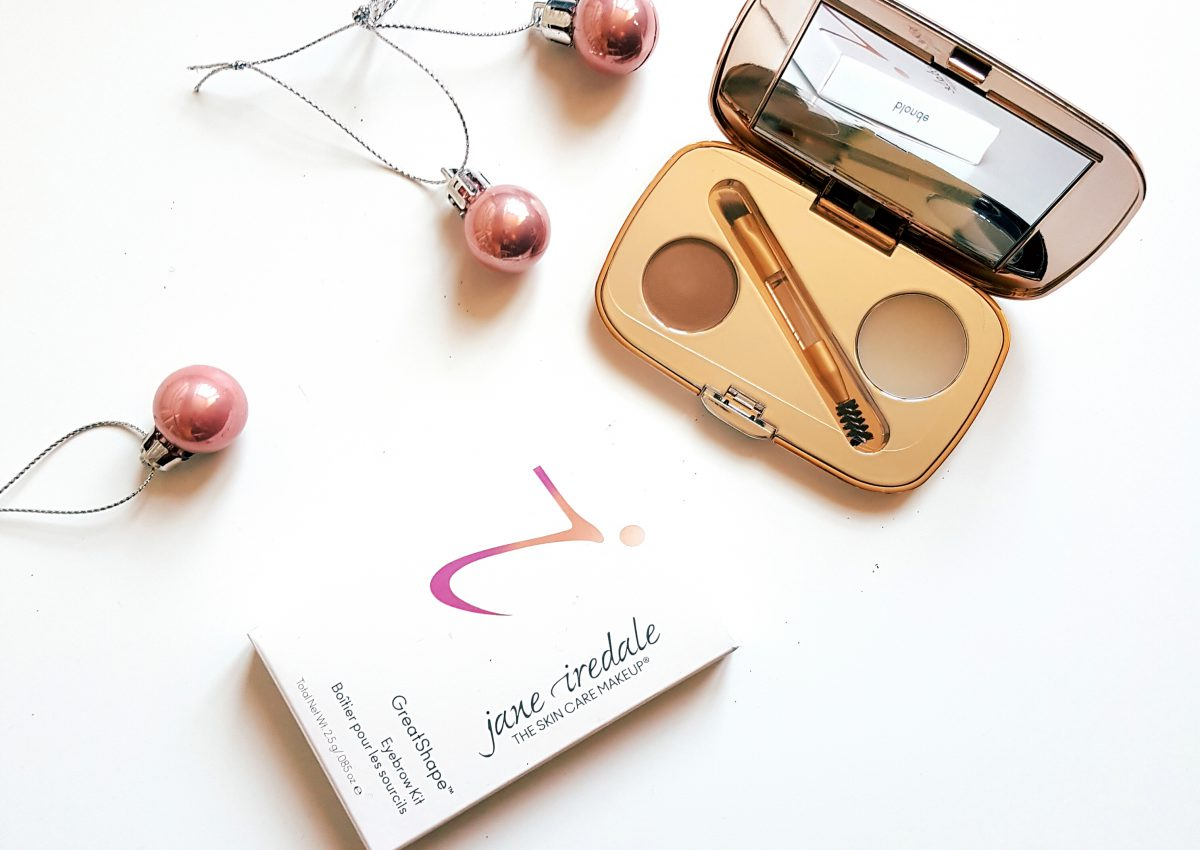 Review + winactie Jane Iredale Great Shape Eyebrow Kit