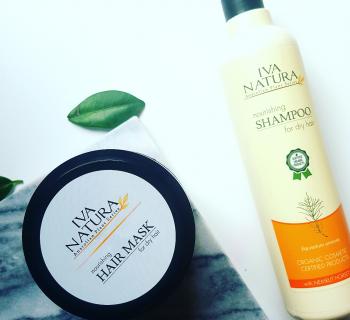 Producten die mij terug brengen naar mijn roots? Review: Iva Natura Shampoo en Haarmasker