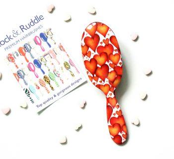 Heb je Rapunzel goals en zoek je nog iets leuks voor Valentijnsdag? Review: Rock&Ruddle Natural Boar Bristle