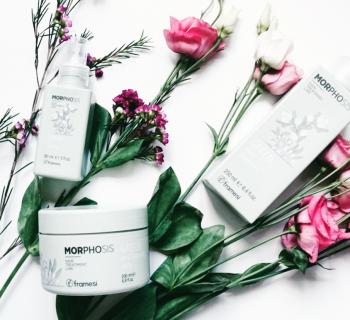 Hou je ook meer van natuurlijke haarproducten? Review: Framesi The Morphosis Green