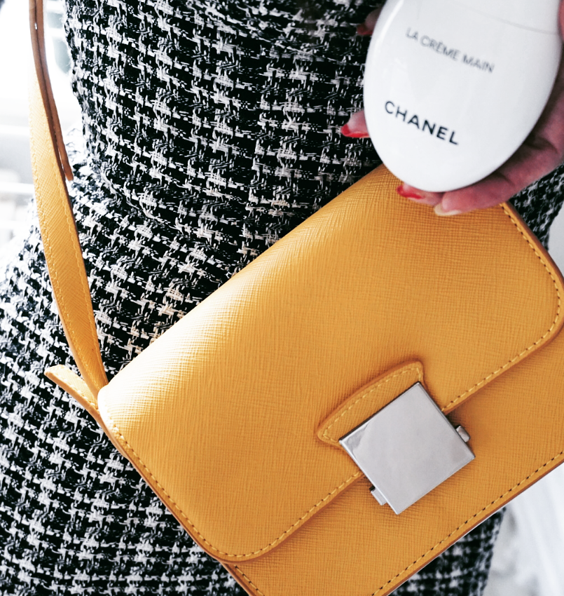 De ultieme handtas essential van Chanel! Review: Chanel La Crème Main