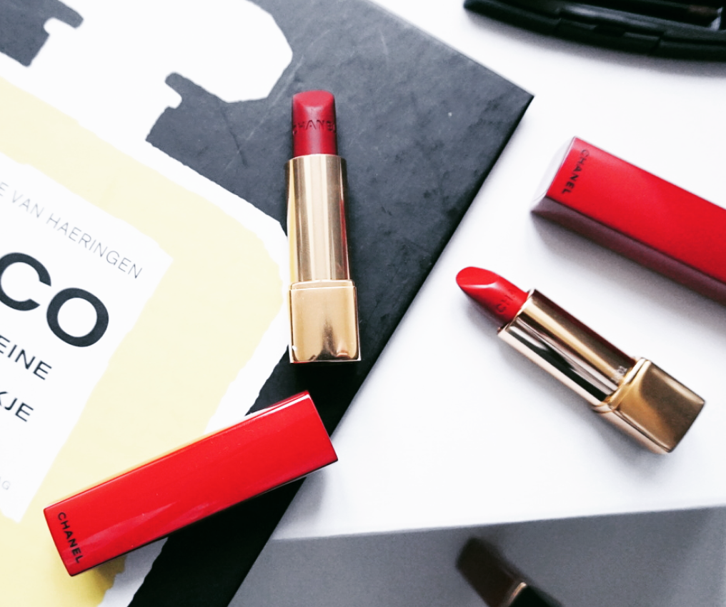 If your sad, add more lipstick and attack;) Review: Chanel Collection Libre 2017