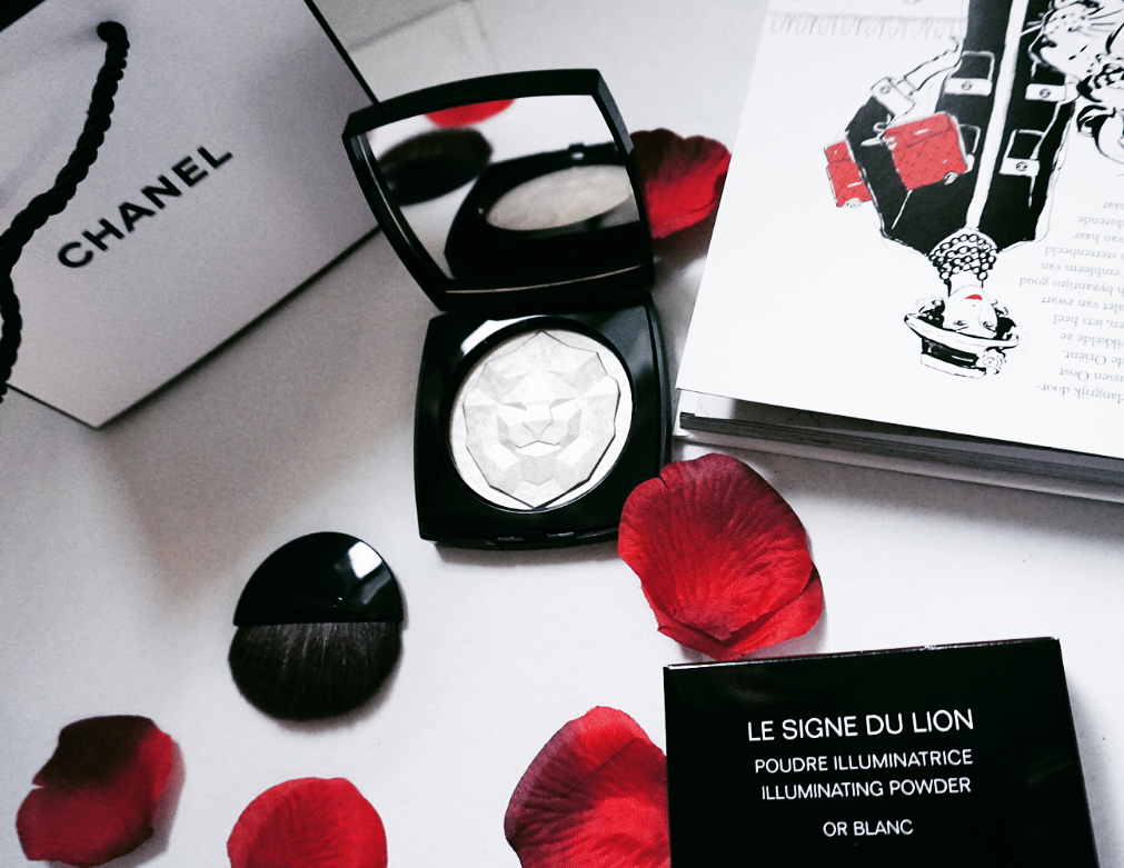 Review: Chanel Le Signe De Lion Highlighter