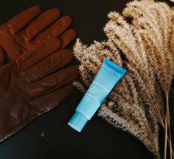 BYE BYE POOFY MORNING EYES? Review: Clarins Hydra-Essentiel Masque Yeux