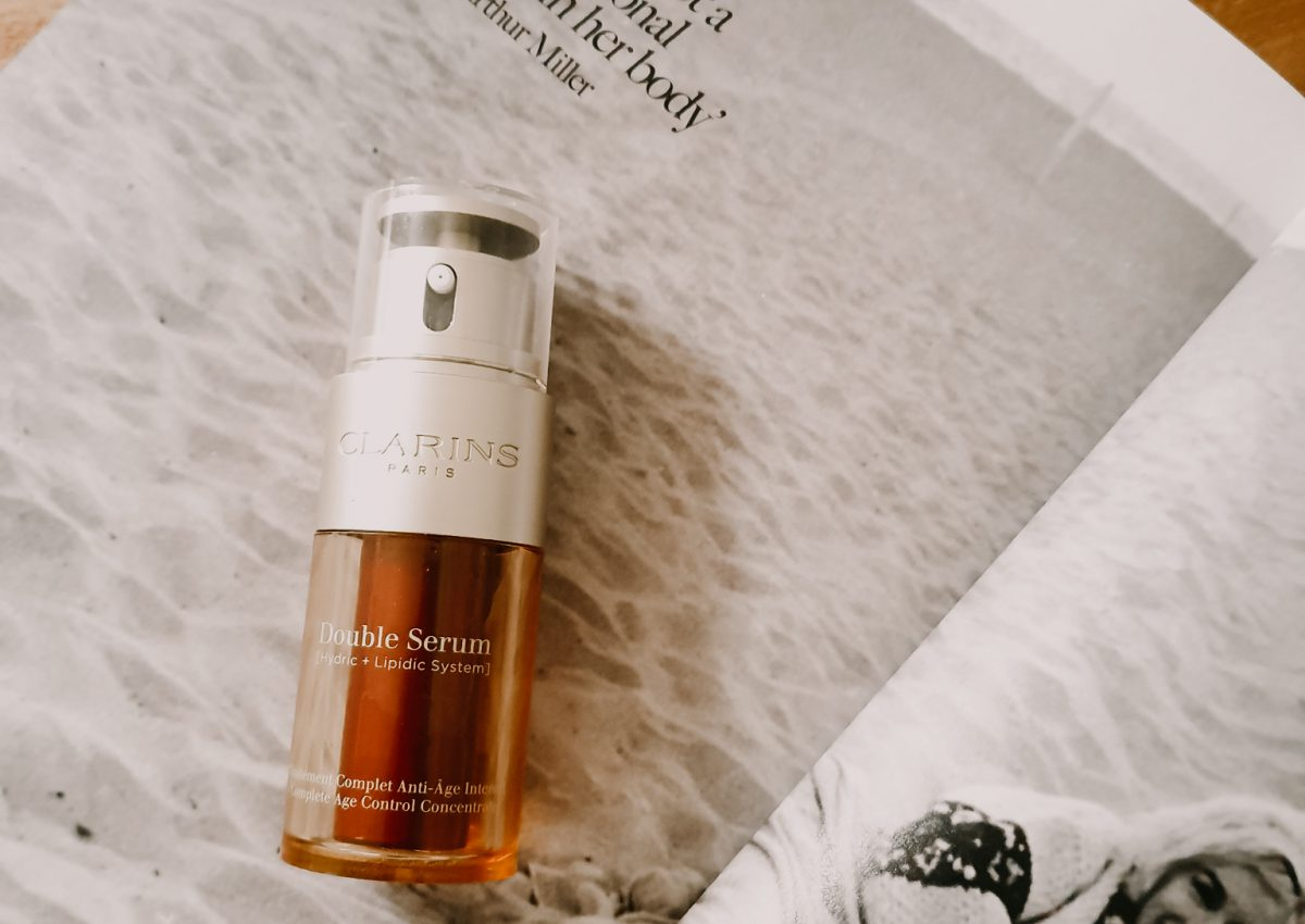 Review: Clarins Double Serum